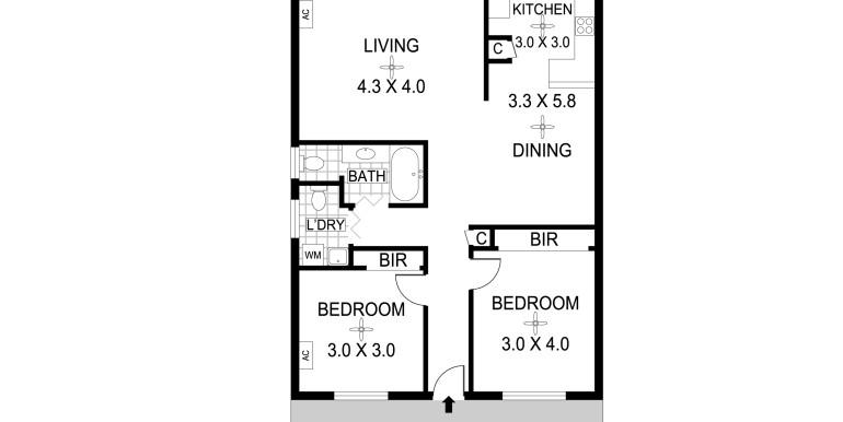 5-17 Sovereign Circuit Coconut Grove Floor Plan